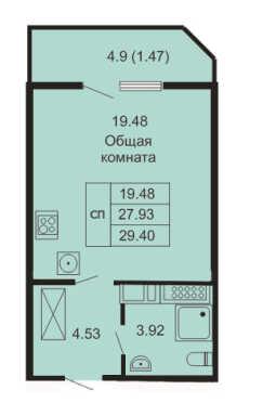 ЖК Кудров-Хаус
